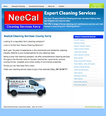 Neecal Cleaning Services Kerry
